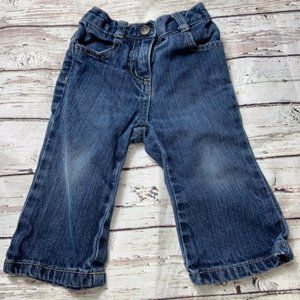 Crazy 8 6-12 Month Bootcut Jeans